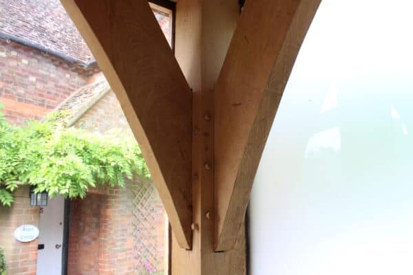 truss and purlin joint