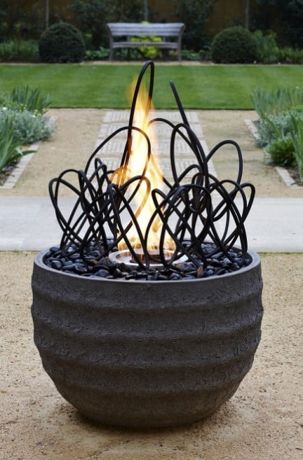 Loop Fire Pit