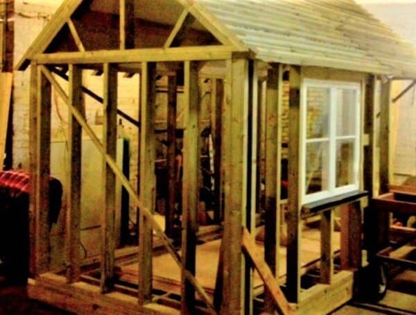 Medium Foxcote under construction 4