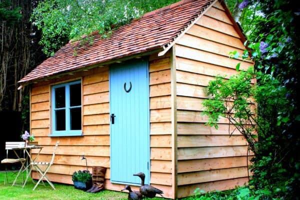 Foxcote Garden Office